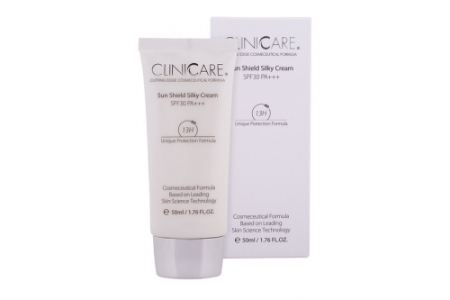 Sun Sheild Silky Cream | Солнцезащитный крем от CLINICCARE