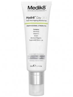 Hydr8™ Day   Увлажняющий крем для нормальной и сухой кожи SPF 15